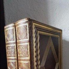 Libros antiguos: DON QUIJOTE DE LA MANCHA. 1930. EDICIÓN.MONTANER SIMÓN. CERVANTES ILUSTRACIONES BALACA Y PELLICER. Lote 88983500