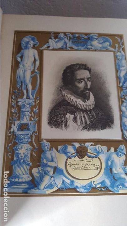 Libros antiguos: Don Quijote de la Mancha. 1930. Edición.Montaner Simón. Cervantes ilustraciones Balaca y Pellicer - Foto 5 - 88983500