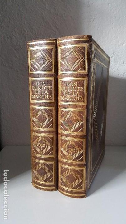 Libros antiguos: Don Quijote de la Mancha. 1930. Edición.Montaner Simón. Cervantes ilustraciones Balaca y Pellicer - Foto 7 - 88983500