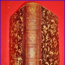 Libros antiguos: AÑO 1872: JULIO VERNE: AVENTURAS DE 3 RUSOS.. Lote 89542244