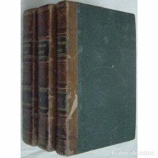 Libros antiguos: LOS MOHICANOS DE PARIS 1860. Lote 89628160