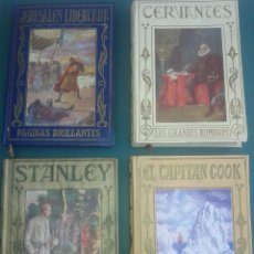 Libros antiguos: 4 LIBROS EDITORIAL ARALUCE. Lote 89669320