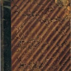 Libros antiguos: EL VERDADERO JUDÍO ERRANTE EDGARDO QUINET 1862. Lote 90195712