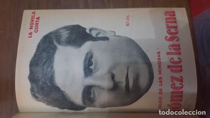 Libros antiguos: NOVELA CORTA. 1922. DESDE JULIO A DICIEMBRE. - Foto 2 - 90508025