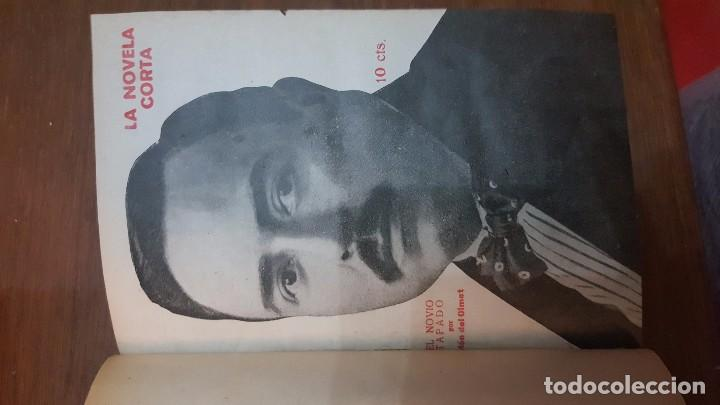 Libros antiguos: NOVELA CORTA. 1922. DESDE ENERO A JUNIO. - Foto 2 - 90508275