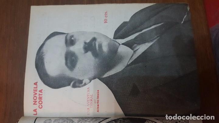 Libros antiguos: NOVELA CORTA. 1922. DESDE ENERO A JUNIO. - Foto 4 - 90508275