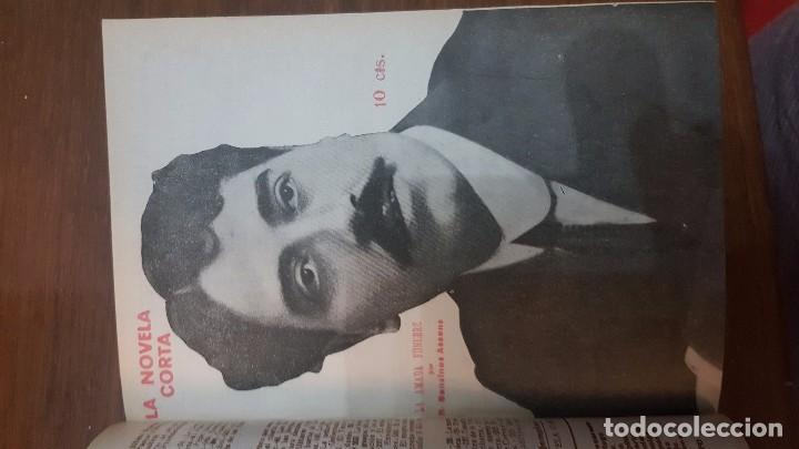 Libros antiguos: NOVELA CORTA. 1922. DESDE ENERO A JUNIO. - Foto 6 - 90508275