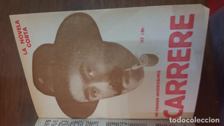 Libros antiguos: NOVELA CORTA. 1922. DESDE ENERO A JUNIO. - Foto 10 - 90508275