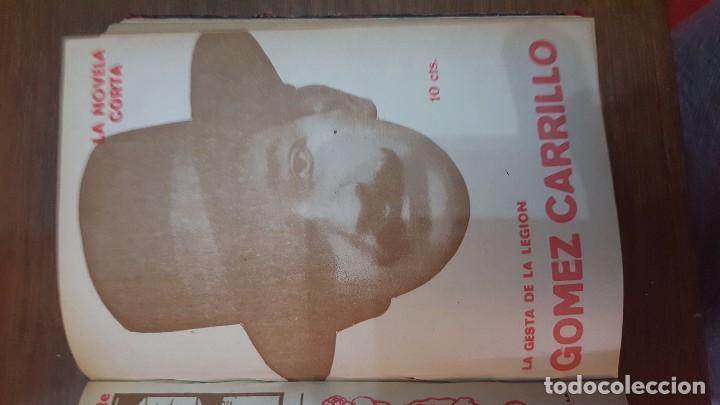Libros antiguos: NOVELA CORTA. 1922. DESDE ENERO A JUNIO. - Foto 11 - 90508275
