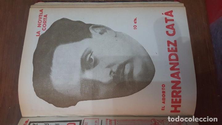 Libros antiguos: NOVELA CORTA. 1922. DESDE ENERO A JUNIO. - Foto 13 - 90508275
