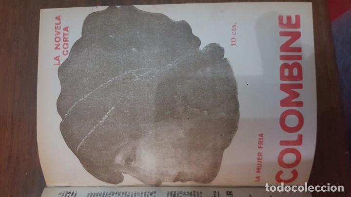 Libros antiguos: NOVELA CORTA. 1922. DESDE ENERO A JUNIO. - Foto 14 - 90508275