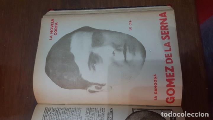 Libros antiguos: NOVELA CORTA. 1922. DESDE ENERO A JUNIO. - Foto 15 - 90508275