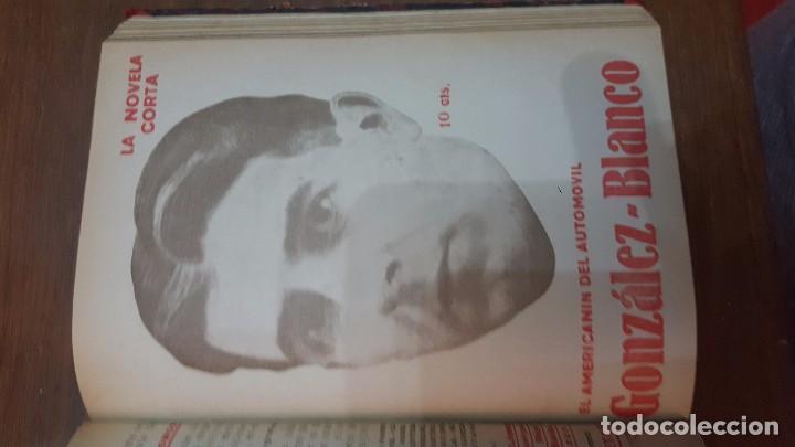 Libros antiguos: NOVELA CORTA. 1922. DESDE ENERO A JUNIO. - Foto 16 - 90508275