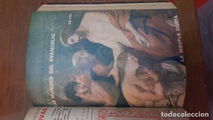 Libros antiguos: NOVELA CORTA. 1922. DESDE ENERO A JUNIO. - Foto 17 - 90508275