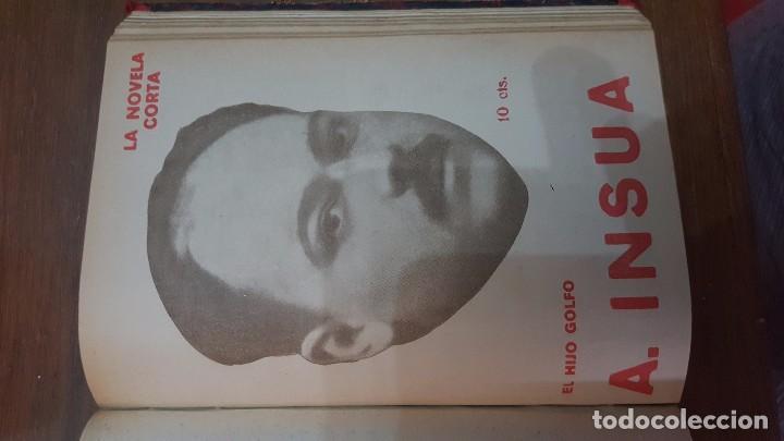 Libros antiguos: NOVELA CORTA. 1922. DESDE ENERO A JUNIO. - Foto 18 - 90508275