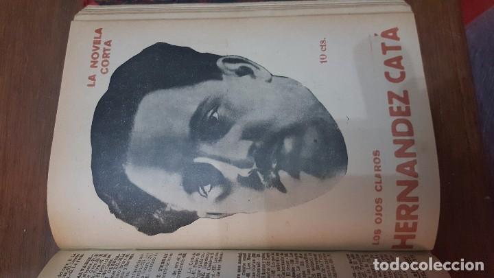 Libros antiguos: NOVELA CORTA. 1922. DESDE ENERO A JUNIO. - Foto 19 - 90508275