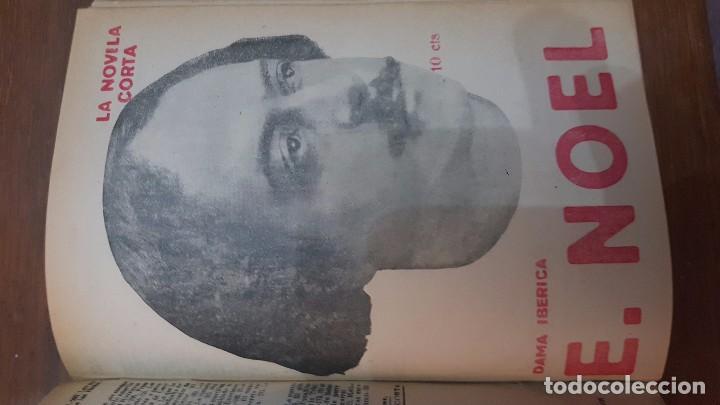 Libros antiguos: NOVELA CORTA. 1922. DESDE ENERO A JUNIO. - Foto 21 - 90508275