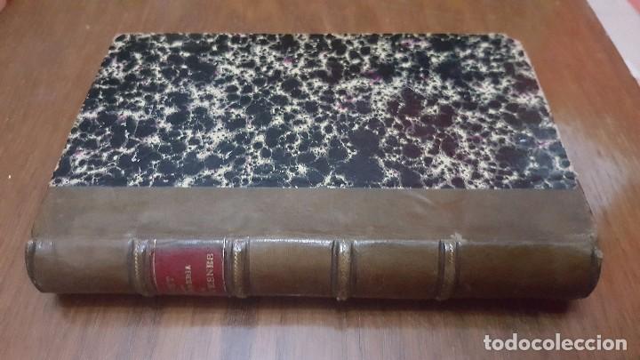 LA FERRERIA DE PONT-AVESNES. POR JORGE OHNET. 1886. (Libros antiguos (hasta 1936), raros y curiosos - Literatura - Narrativa - Clásicos)