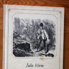 Libros antiguos: DIEZ HORAS DE CAZA - JULIO VERNE - CAÏREL EDICIONES - TAPA DURA. Lote 90517860