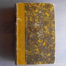 Libros antiguos: J. LA FONTAINE. FABLES ET OUVRES DIVERSES. LIBRAIRE DE PARIS. EN TORNO A 1900.. Lote 89627692
