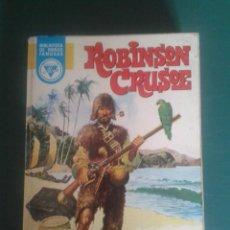 Libros antiguos: ROBINSON CRUSOE - DANIEL DEFOE . Lote 91242610