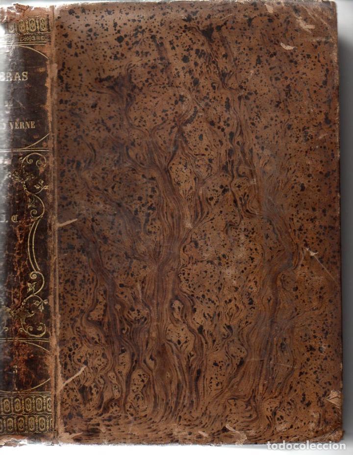 OBRAS DE JULIO VERNE (GASPAR Y ROIG / TRILLA Y SERRA, DESDE 1876) CON PRIMERAS EDICIONES -VER LISTA (Libros antiguos (hasta 1936), raros y curiosos - Literatura - Narrativa - Clásicos)