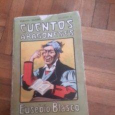 Libros antiguos: CUENTOS ARAGONESES . Lote 91715767