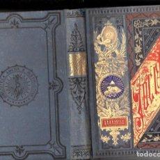 Libros antiguos: LAMARTINE : JOCELYN (BIBL. AMENA E INSTRUCTIVA, 1882). Lote 92926955