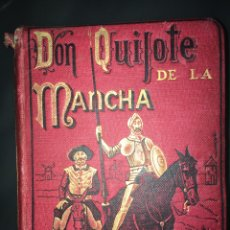 Old books - Don Quijote de la mancha - 93038232