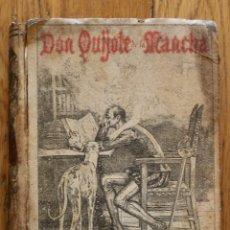 Libros antiguos: MIGUEL DE CERVANTES. DON QUIJOTE DE LA MANCHA. SATURNINO CALLEJA AÑO 1905.. Lote 93660335