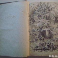 Libros antiguos: LIBRERIA GHOTICA. BOFARULL. LA ORFANETA DE MENARGUES O CATALUNYA AGONISANT. 1862. MUCHOS GRABADOS.. Lote 93777230