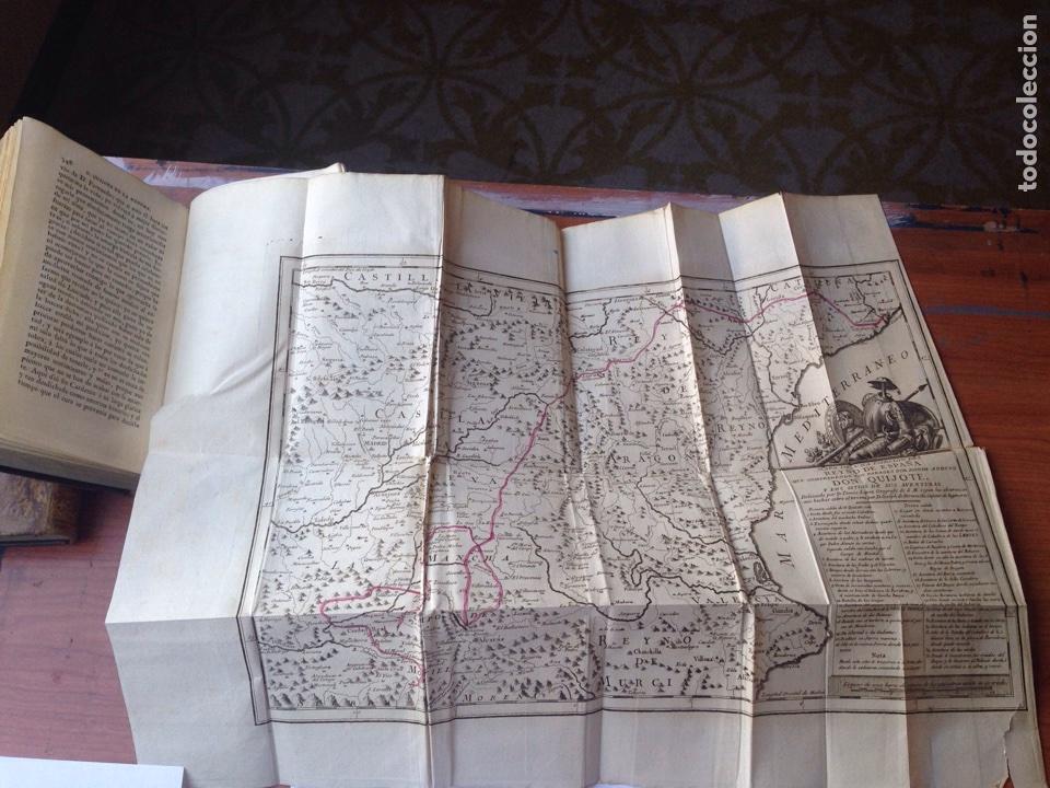 Libros antiguos: Don Quijote imprenta real 1819 cinco tomos - Foto 4 - 93801462
