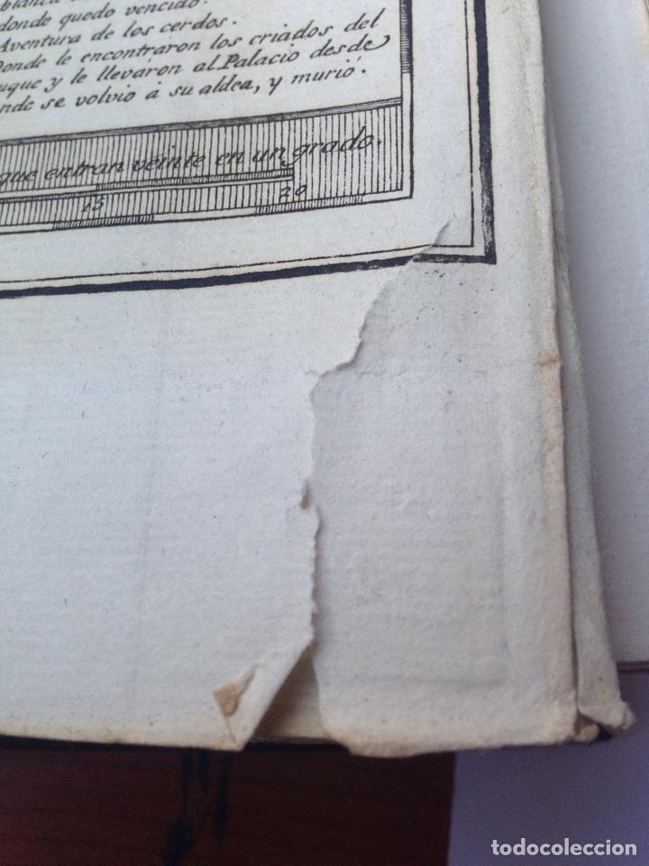 Libros antiguos: Don Quijote imprenta real 1819 cinco tomos - Foto 5 - 93801462