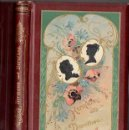 Libros antiguos: GOETHE : HERMANN UND DOROTHEA (GREINER & PFEIFFER, STUTTGART, S.F.) CON GRABADOS DE EMIL KLEIN. Lote 94702379