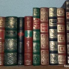 Libros antiguos: CLUB INTERNACIONAL LIBRO GRANDES RELATOS 11 LIBROS EN PERFECTO ESTADO. Lote 94759391