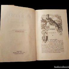 Libros antiguos: EL HECHICERO O EL CASTILLO DE LOS SIETE CONDES-ORTEGA Y FRÍAS.1860, PRECIOSAS LÁMINAS. Lote 95682375