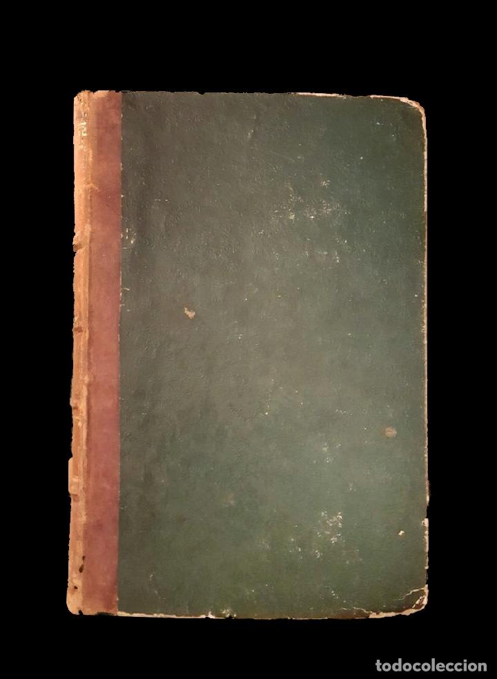 Libros antiguos: el hechicero o el castillo de los siete condes-Ortega y frías.1860, preciosas láminas - Foto 5 - 95682375
