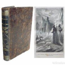 Libros antiguos: 1869 - ENRIQUE PÉREZ ESCRICH: ESCENAS DE LA VIDA - ILUSTRADO - LÁMINAS GRABADOS - PLENA PIEL. Lote 95798371