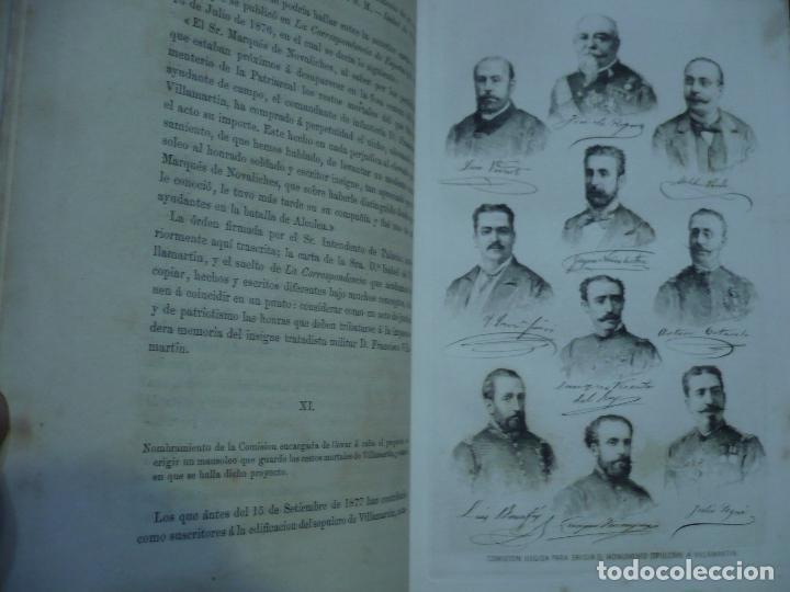 Libros antiguos: OBRAS SELECTAS DE DON FRANCISCO VILLAMARTIN COMANDANTE DE INFANTERIA 1883 MADRID - Foto 7 - 95916119