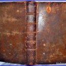 Libros antiguos: AÑO 1743. LOS ENSAYOS DE MONTAIGNE. LONDON. 20 CM.. Lote 96528871
