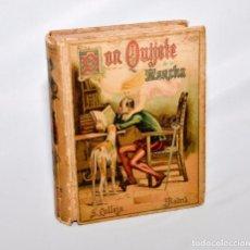 Old books - DON QUIJOTE DE LA MANCHA - M. CERVANTES - EDICION S. CALLEJA 1905 - 96700927