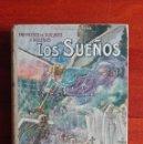 Libros antiguos: LOS SUEÑOS FRANCISCO DE QUEVEDO COLECCIÓN BIBLIOTECA SOPENA N° 43. Lote 97681951