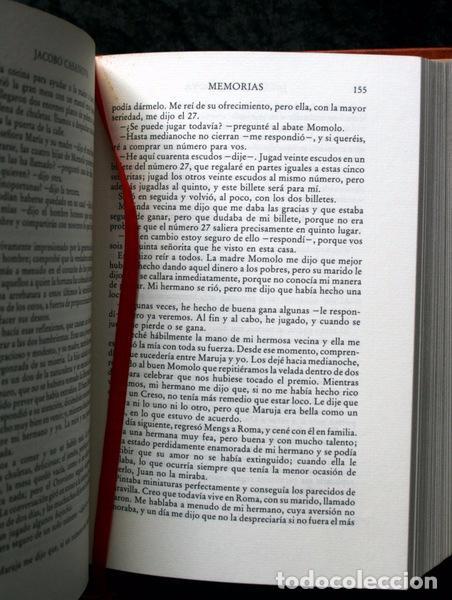 Libros antiguos: MEMORIAS DE JACOBO CASANOVA DE SEINGALT - 4 TOMOS - BIBLIOFILIA - Ilustrada - Limitada - Foto 5 - 90826435