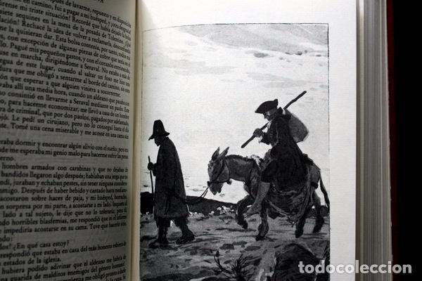 Libros antiguos: MEMORIAS DE JACOBO CASANOVA DE SEINGALT - 4 TOMOS - BIBLIOFILIA - Ilustrada - Limitada - Foto 6 - 90826435