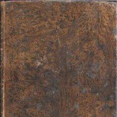 Libros antiguos: MARTÍN EL ESPÓSITO O MEMORIAS DE UN AYUDA DE CÁMARA. TOMO III. EUGENIO SUE. 1847. Lote 97754455