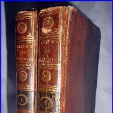 Libros antiguos: AÑO VIII DE LA ERA NAPOLEÓNICA. 2 TOMOS DE LAS OBRAS DE CORNEILLE. . Lote 98082703