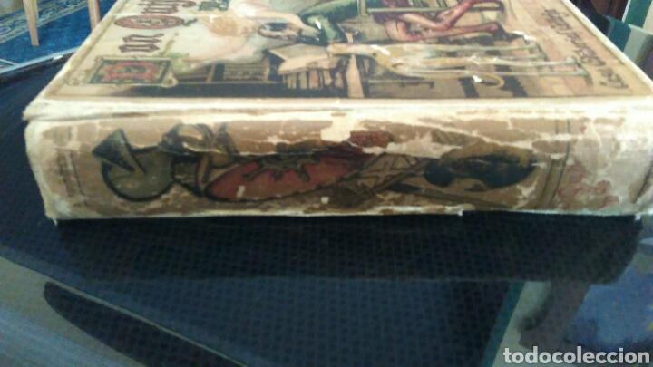 Libros antiguos: DON QUIJOTE DE LA MANCHA, EDITORIAL CALLEJA,MADRID 1905 - Foto 2 - 98346310