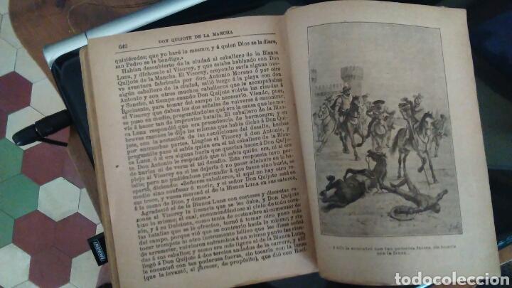 Libros antiguos: DON QUIJOTE DE LA MANCHA, EDITORIAL CALLEJA,MADRID 1905 - Foto 7 - 98346310