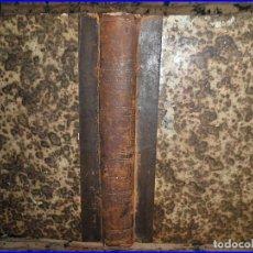 Libros antiguos: OBRAS DE PLUTARCO. LIBRO DE 200 AÑOS DE 21 CM.. Lote 98511155