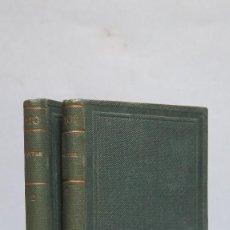 Libros antiguos: 1908.- FAUSTO. GOETHE. 2 TOMOS. Lote 98714443